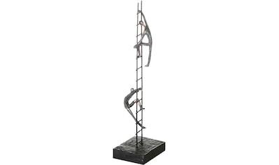 Casablanca by Gilde Dekofigur »Skulptur Balance of Power«, Dekoobjekt, Höhe 43 cm, mit... kaufen