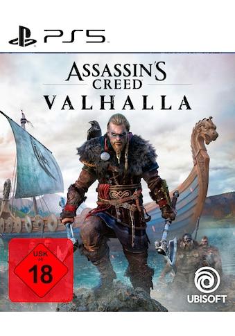 UBISOFT Spiel »Assassin's Creed Valhalla«, PlayStation 5 kaufen