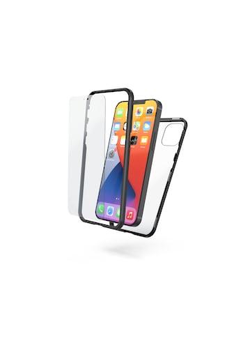 Hama Handyhülle »Schutz, Hülle«, iPhone 12, für Apple iPhone 12, Schwarz kaufen