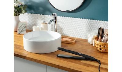 Rowenta Glätteisen »Rowenta SF1810 Express Style«, Keramik-Turmalin-Beschichtung, Einfache Einknopfbedienung, Straight & Curl Funktion kaufen