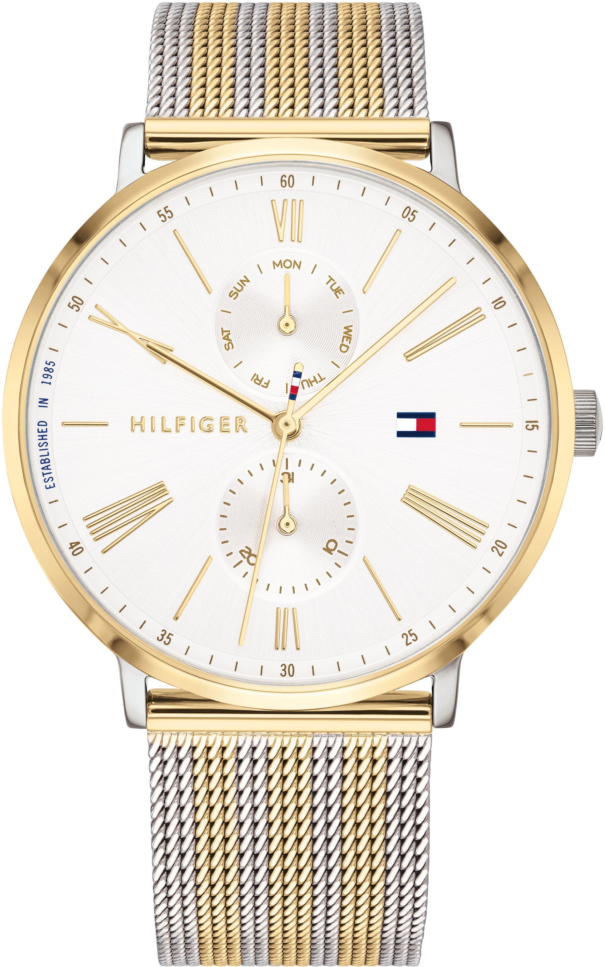 TOMMY HILFIGER Multifunktionsuhr Dressed Up, 1782074   Uhren > Multifunktionsuhren   Tommy Hilfiger