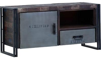 Gutmann Factory Lowboard »Titan«, in modernem Industrial Design kaufen