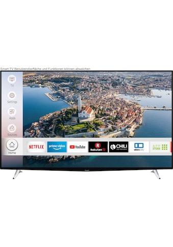 Hanseatic 65H500UDS LED - Fernseher (164 cm / (65 Zoll), 4K Ultra HD, Smart - TV kaufen