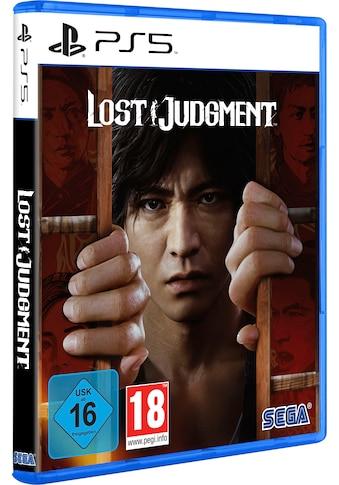 Atlus Spiel »Lost Judgment«, PlayStation 5 kaufen