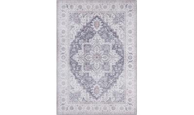 NOURISTAN Teppich »Anthea«, rechteckig, 5 mm Höhe, Vintage Design, Orient-Optik, Wohnzimmer kaufen