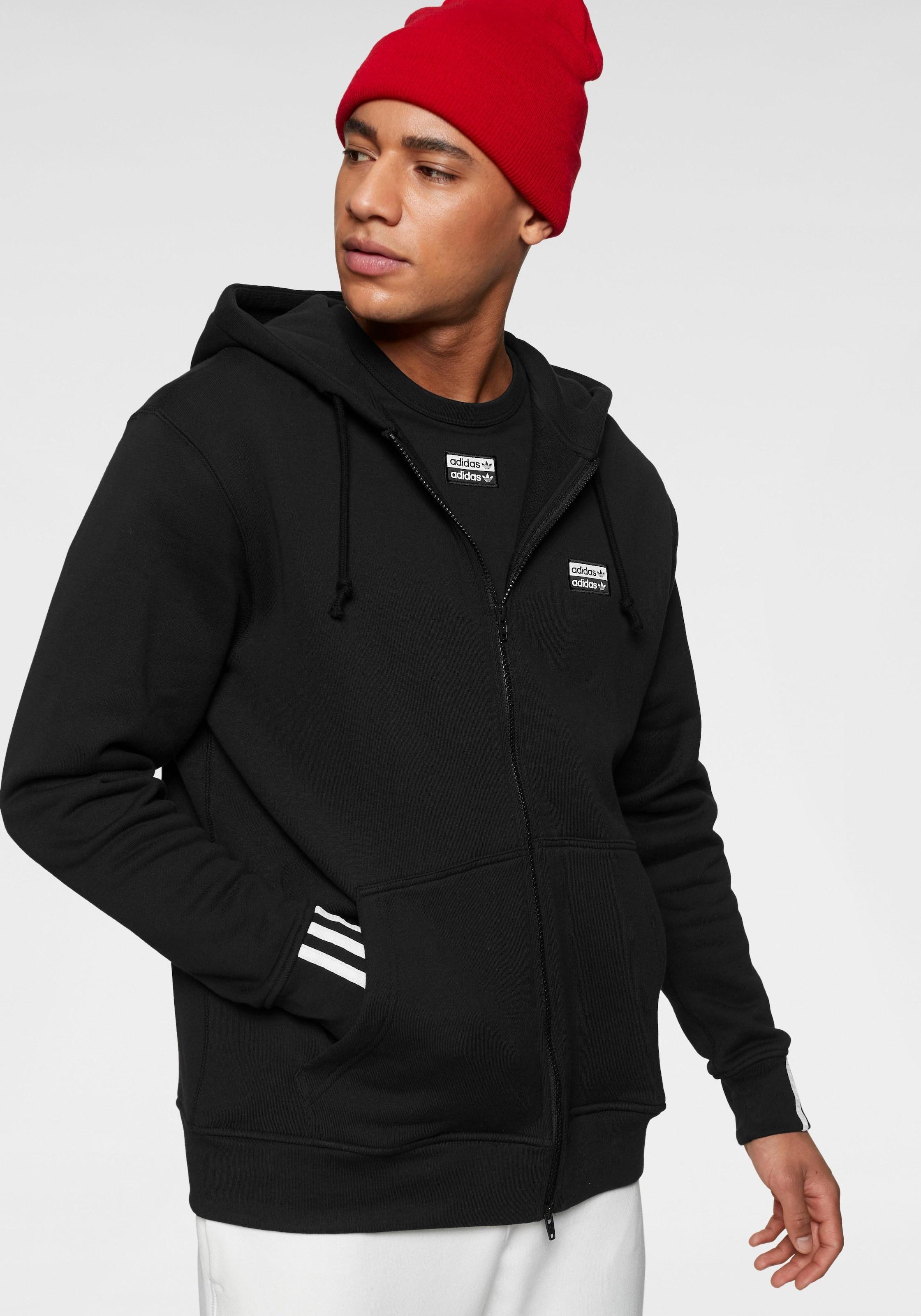adidas Originals Kapuzensweatjacke »VOCAL FULL ZIP HOODY« für » BAUR