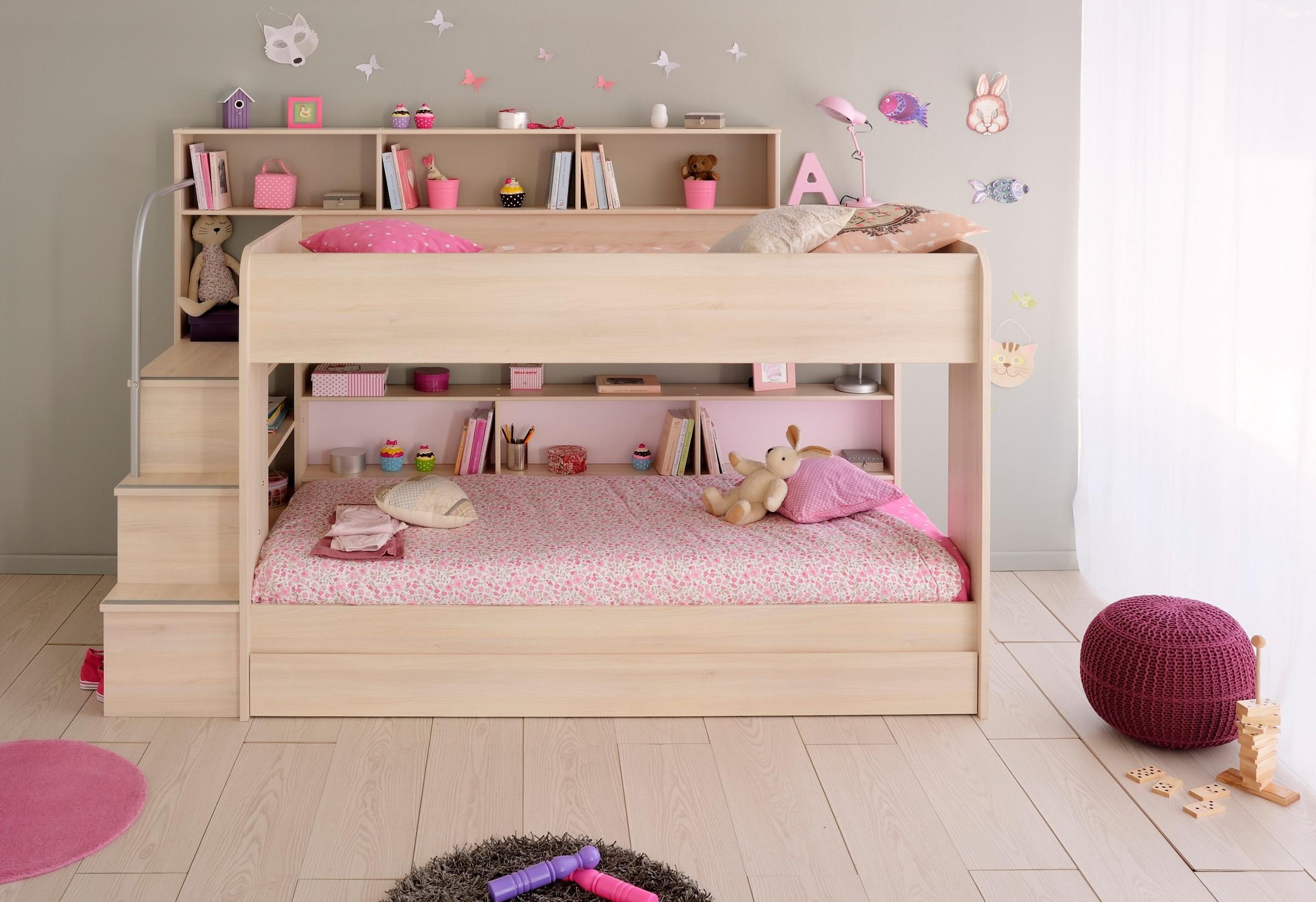 Etagenbett Für Baby Und Kleinkind : Etagenbett sammy mit er schubkästen cm ticaa mytoys
