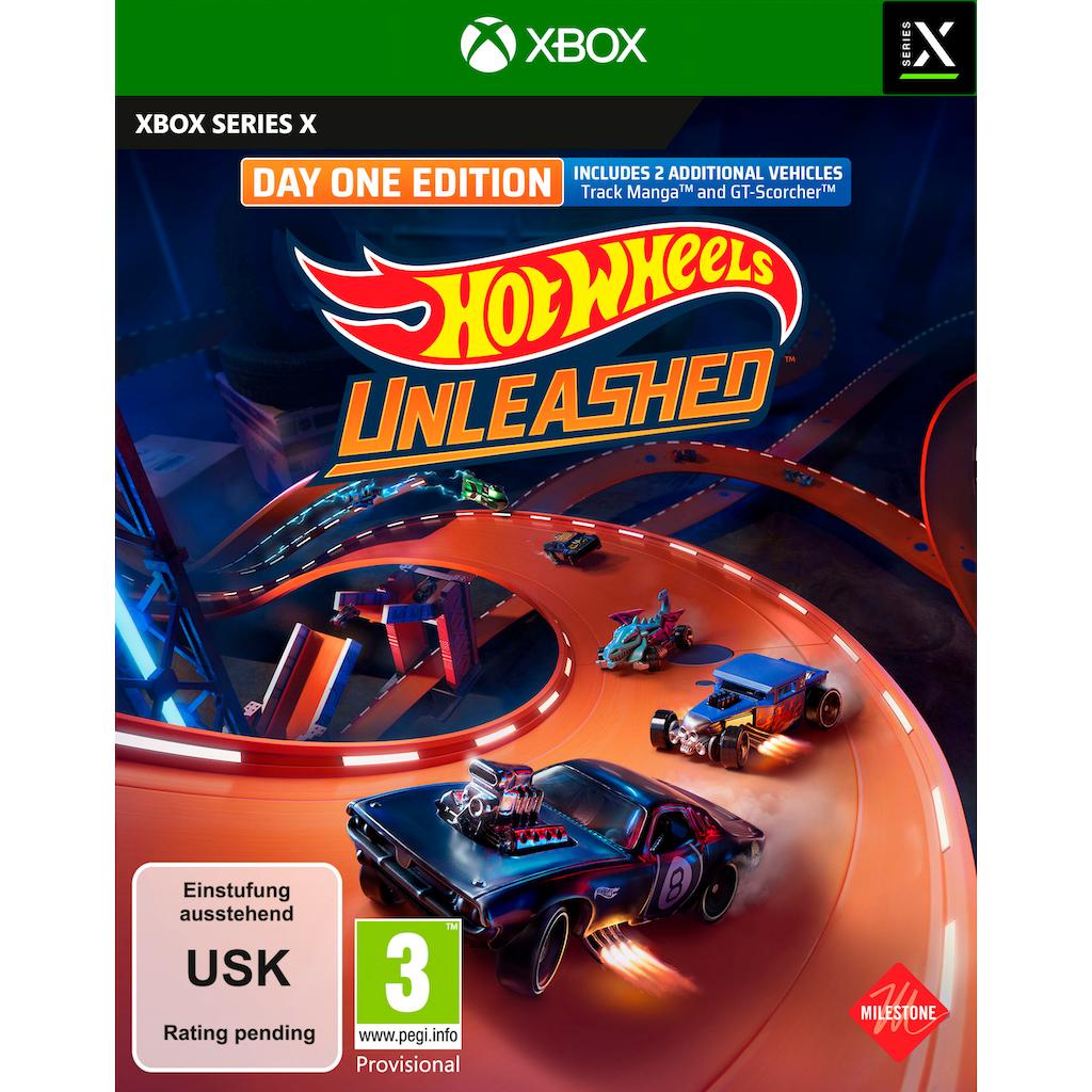 Koch Media Spiel »Hot Wheels Unleashed Day One Edition«, Xbox Series X