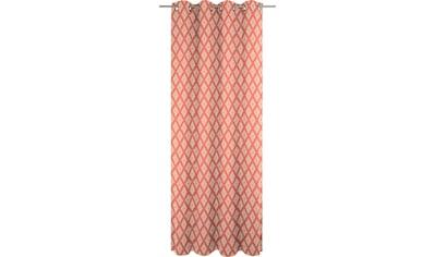 Vorhang, »Maroccan Shiraz Light«, Adam, Ösen 1 Stück kaufen