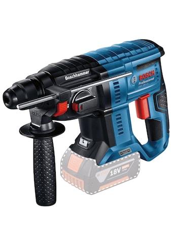 Bosch Professional Powertools Akku-Bohrhammer »GBH 18V-21 Professional«, kabelloser... kaufen
