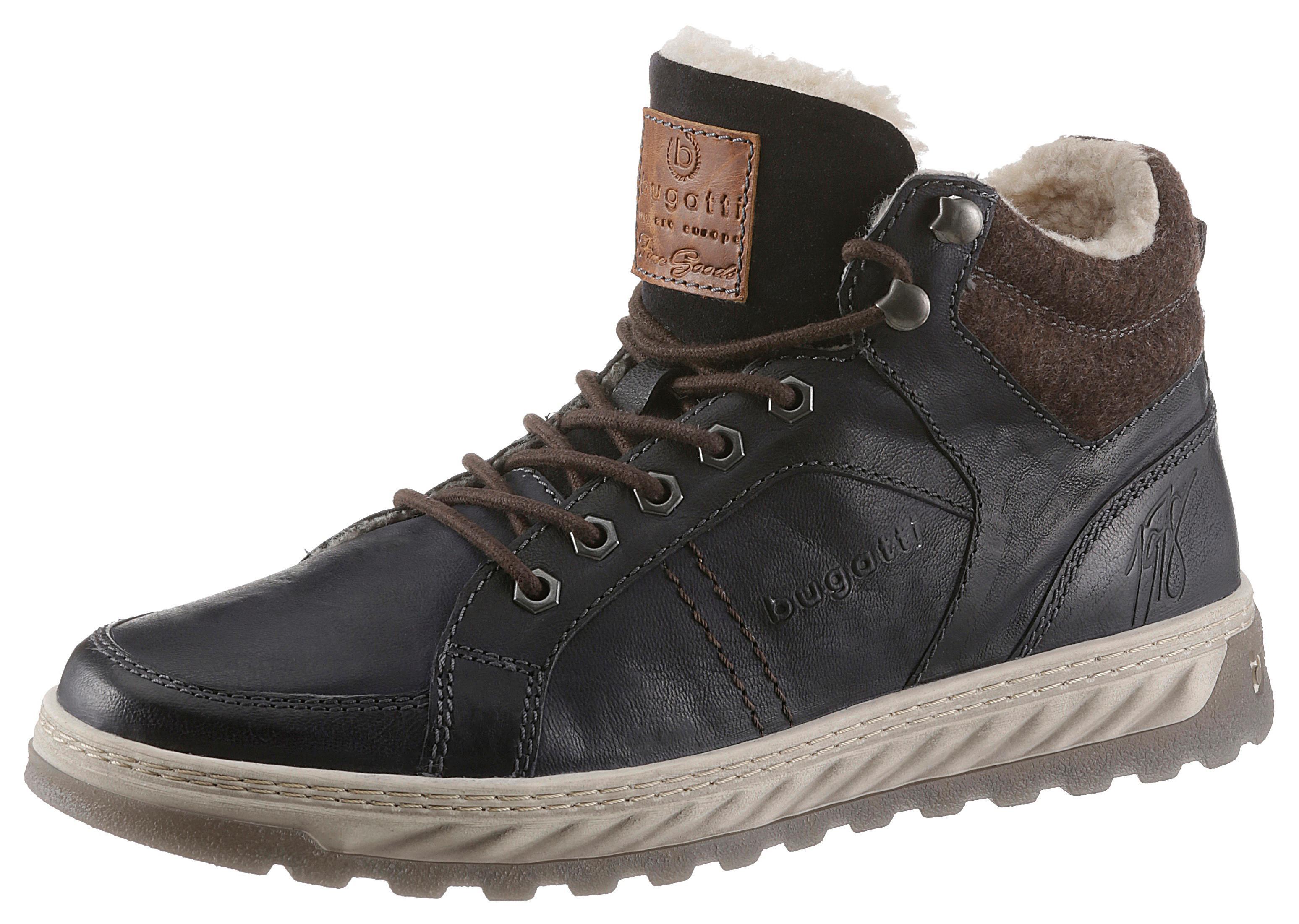 bugatti Schnürboots Exeter | Schuhe > Boots | Bugatti