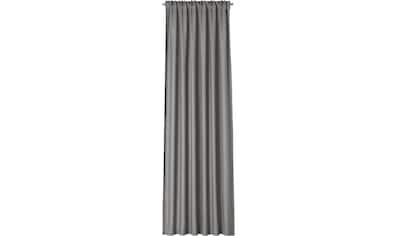 170QM Vorhang nach Maß »Kent«, Schal mit verdeckten Schlaufen kaufen
