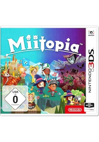 Nintendo 3DS Spiel »Miitopia«, Nintendo 3DS kaufen