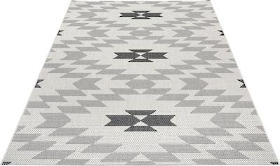 Home affaire Teppich »Brenta«, rechteckig, 3 mm Höhe, Wohnzimmer, In- und Outdoor... kaufen