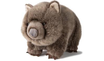 WWF Kuscheltier »Wombat, 28cm«, zum Teil aus recycelten Material kaufen