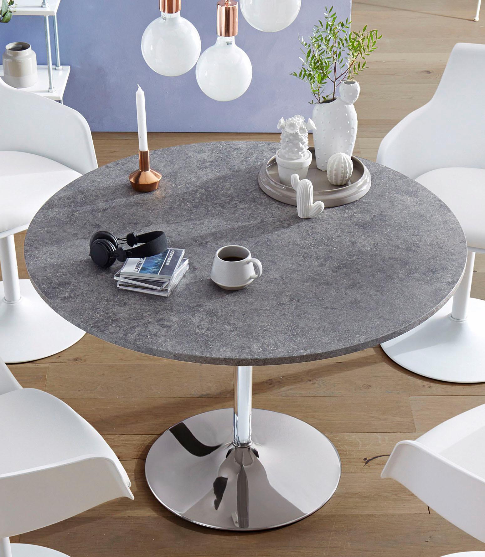 Esstisch Wohnen/Möbel/Tische/Esstische/Esstische rund & oval