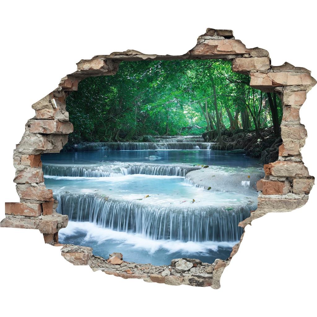 queence Wandtattoo »Fluss«