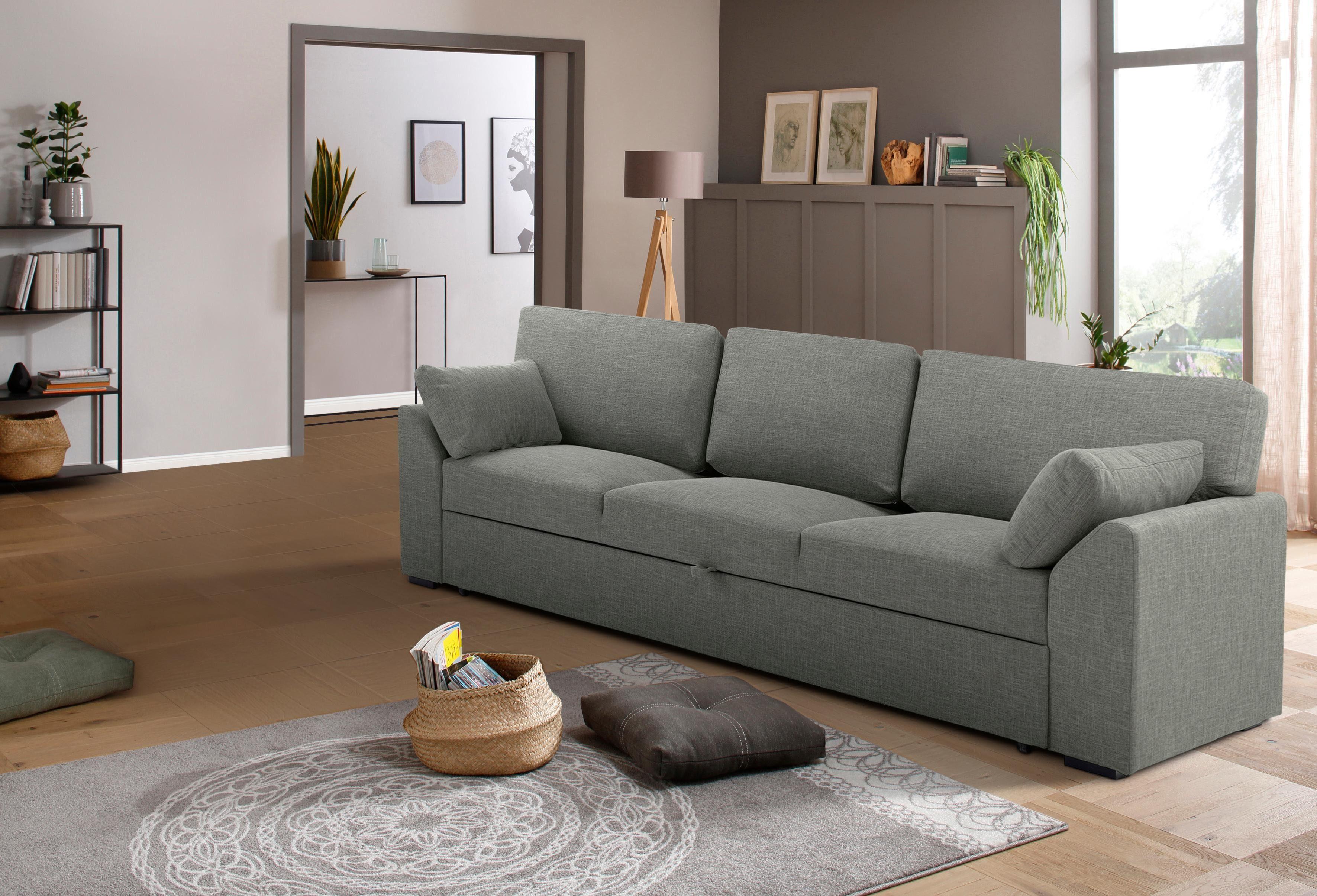Premium collection by Home affaire Schlafsofa 2-Sitzer Garda