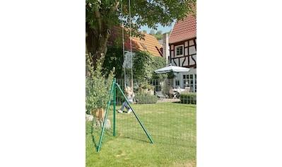 GAH Alberts Eckpfosten »Fix-Clip Pro®«, für Maschendrahthöhe 122 cm, zum Einbetonieren kaufen