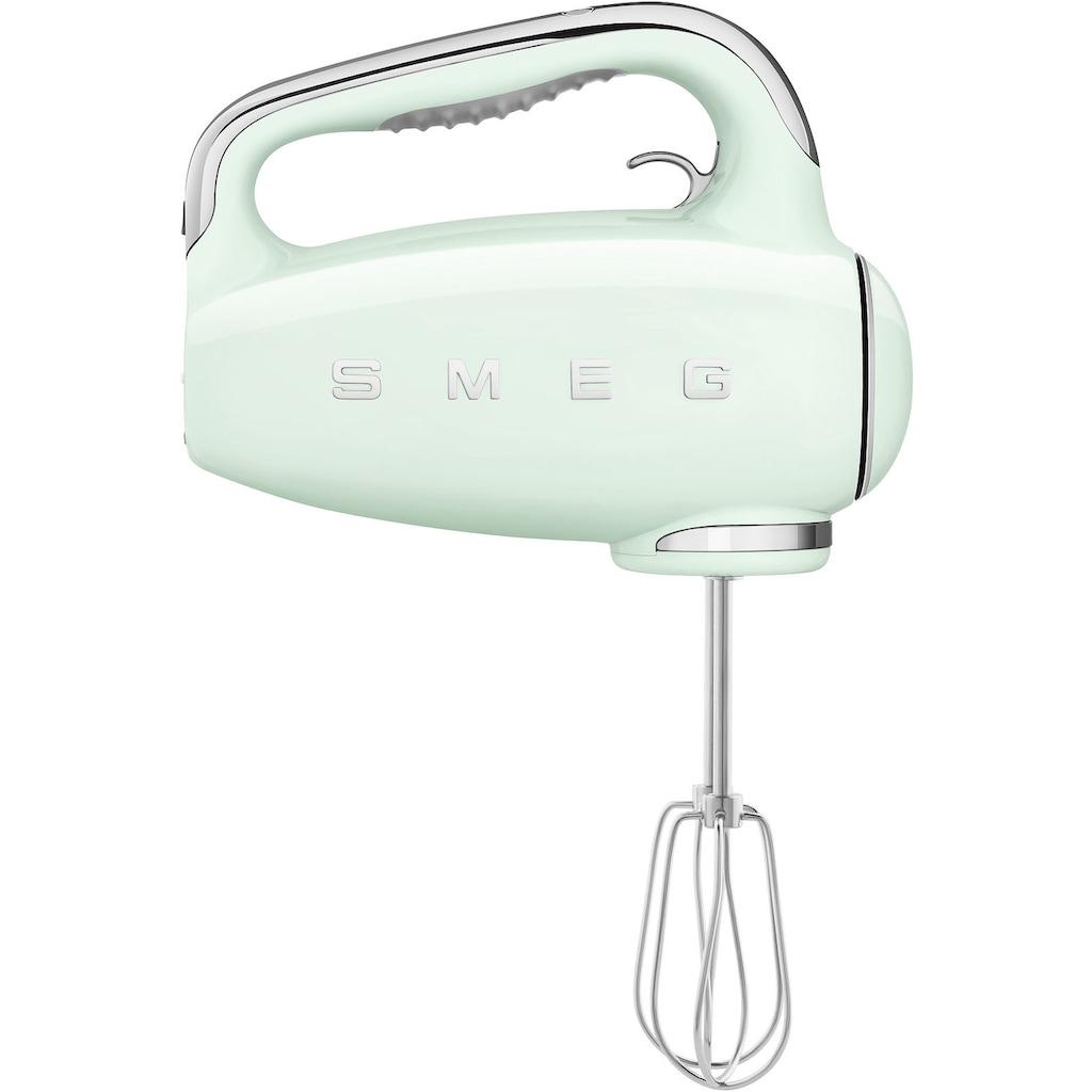 Smeg Handmixer »HMF01PGEU«, 250 W