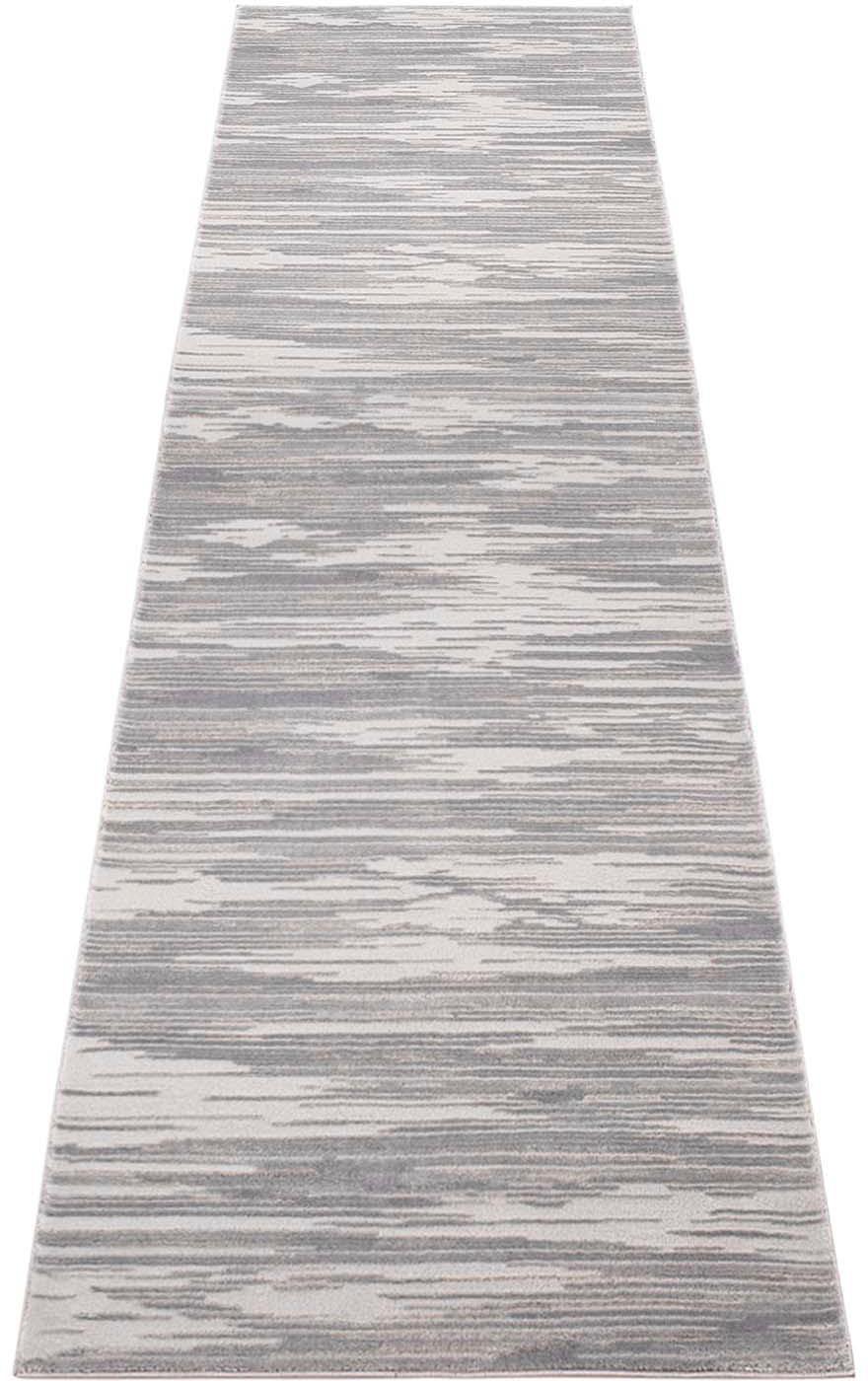 Läufer Platin 7737 Carpet City rechteckig Höhe 11 mm maschinell gewebt