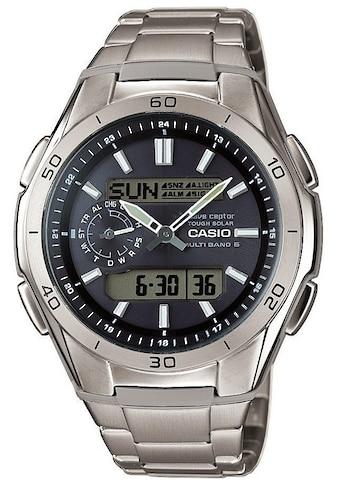 Casio Funk Funkchronograph »WVA - M650TD - 1AER« kaufen