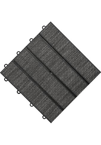 florco® Klickfliesen »Tex«, 0,54 m² kaufen