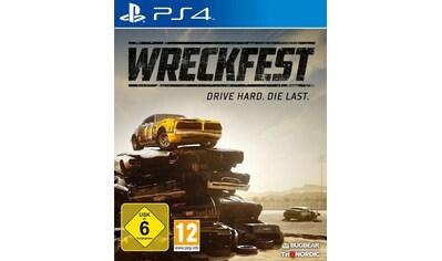 Koch Media Spiel »Wreckfest«, PlayStation 4 kaufen