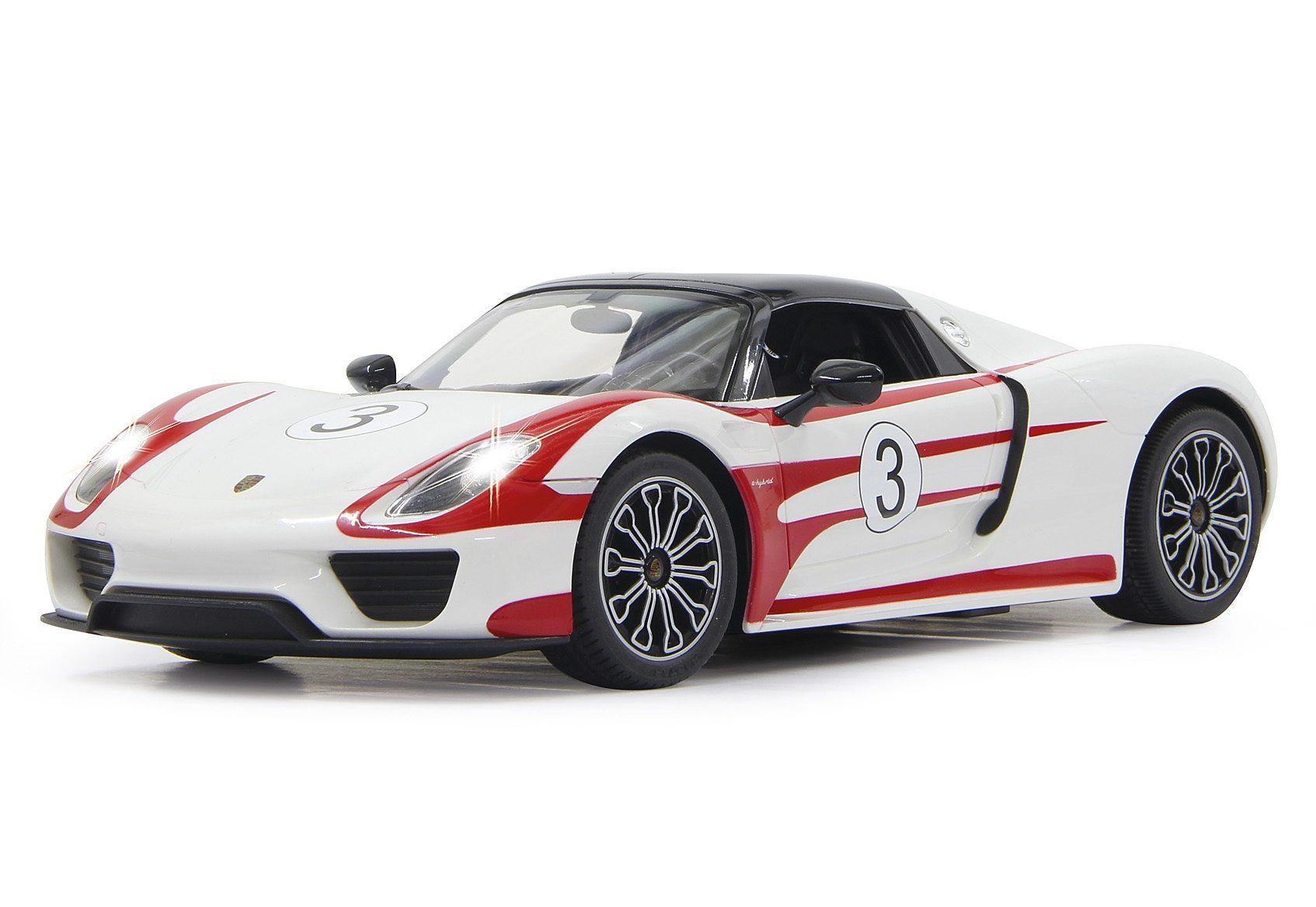 JAMARA RC-Auto, »Porsche 918 Spyder Race wei߫
