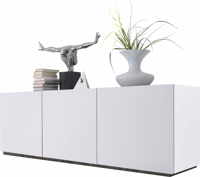 Places of Style Sideboard Zela 3-türig Breite 184 cm