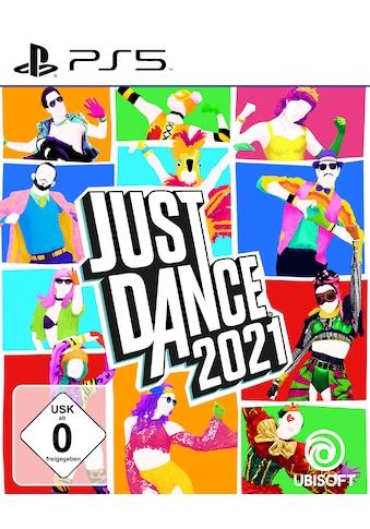 UBISOFT Spiel »Just Dance 2021«, PlayStation 5 kaufen