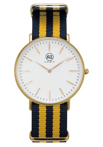 AIBI Armbanduhr in sportlichem Design kaufen