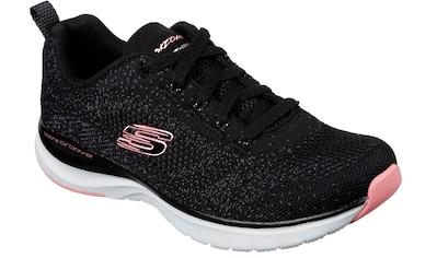 Skechers Sneaker »Ultra Groove«, mit dezenten Neon-Besatz kaufen