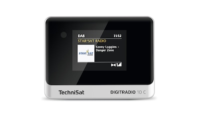 TechniSat DAB+, Internetradio, Digitalradio, Bluetooth, Streamingdienste »DIGITRADIO 10 C« kaufen