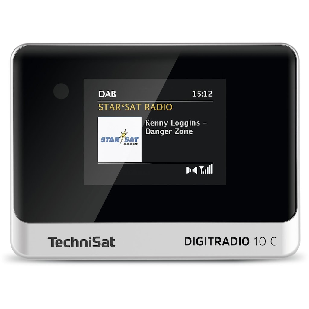 TechniSat DAB+, Internetradio, Digitalradio, Bluetooth, Streamingdienste