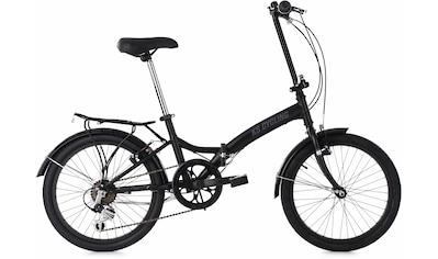 KS Cycling Faltrad »Foldtech«, 6 Gang Shimano SHIMANO Tourney Schaltwerk, Kettenschaltung kaufen