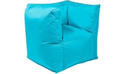 OUTBAG Sitzsack »Valley Plus«, wetterfest, für den Außenbereich, BxT: 90x60 cm kaufen