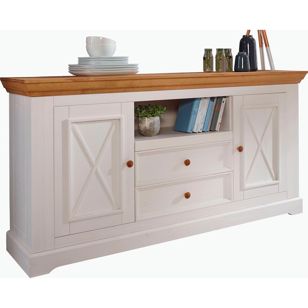 Premium collection by Home affaire Sideboard »Marissa«, Landhaus Design pur