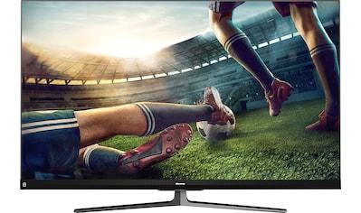 Hisense 55U8QF LED - Fernseher (139 cm / (55 Zoll), 4K Ultra HD, Smart - TV kaufen