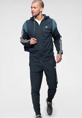 adidas Performance Trainingsanzug »ADIDAS SPORTSWEAR RIBBED INSERT« kaufen