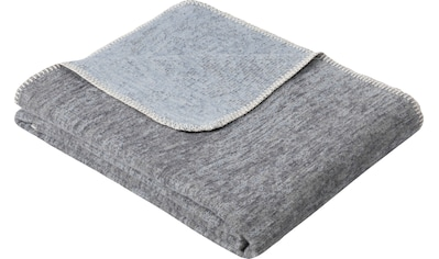 IBENA Wolldecke »Jacquard Decke Rom«, GOTS zertifiziert kaufen