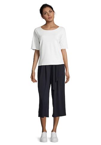Betty Barclay Casual - Sweatshirt »mit Lochmuster« kaufen