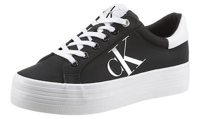 Calvin Klein Plateausneaker »SHIVARY«, mit CK Logo Print kaufen