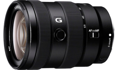 Sony Objektiv »SEL1655G E-Mount Standard Zoom«, E 16-55mm F2.8 G, APS-C kaufen