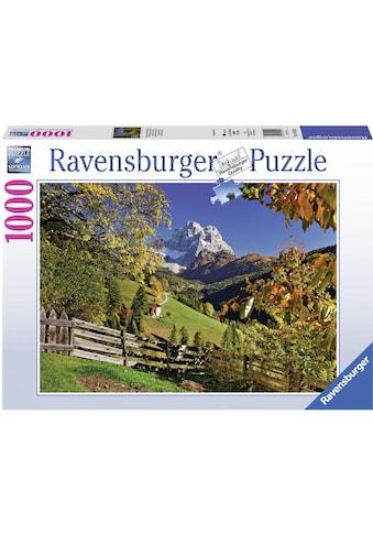 "Ravensburger Puzzle ""Monte Pelmo, Venetien, Italien"" kaufen"
