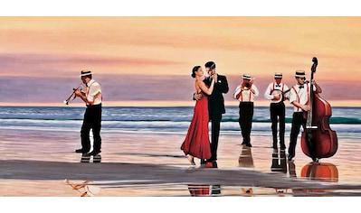 Home affaire Deco-Panel »Pierre Benson / Romance on the beach«, 100/50/2 cm kaufen