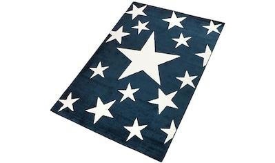Teppich, »Stars«, Living Line, rechteckig, Höhe 12 mm, maschinell gewebt kaufen