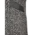 VIA APPIA DUE Feminines Kleid mit Leo-Muster Plus Size