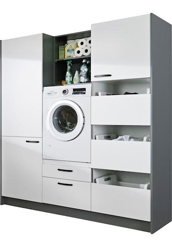 Express Küchen Schrank-Set »Arta«, (7 St.), ohne Geräte, vormontiert, mit... kaufen