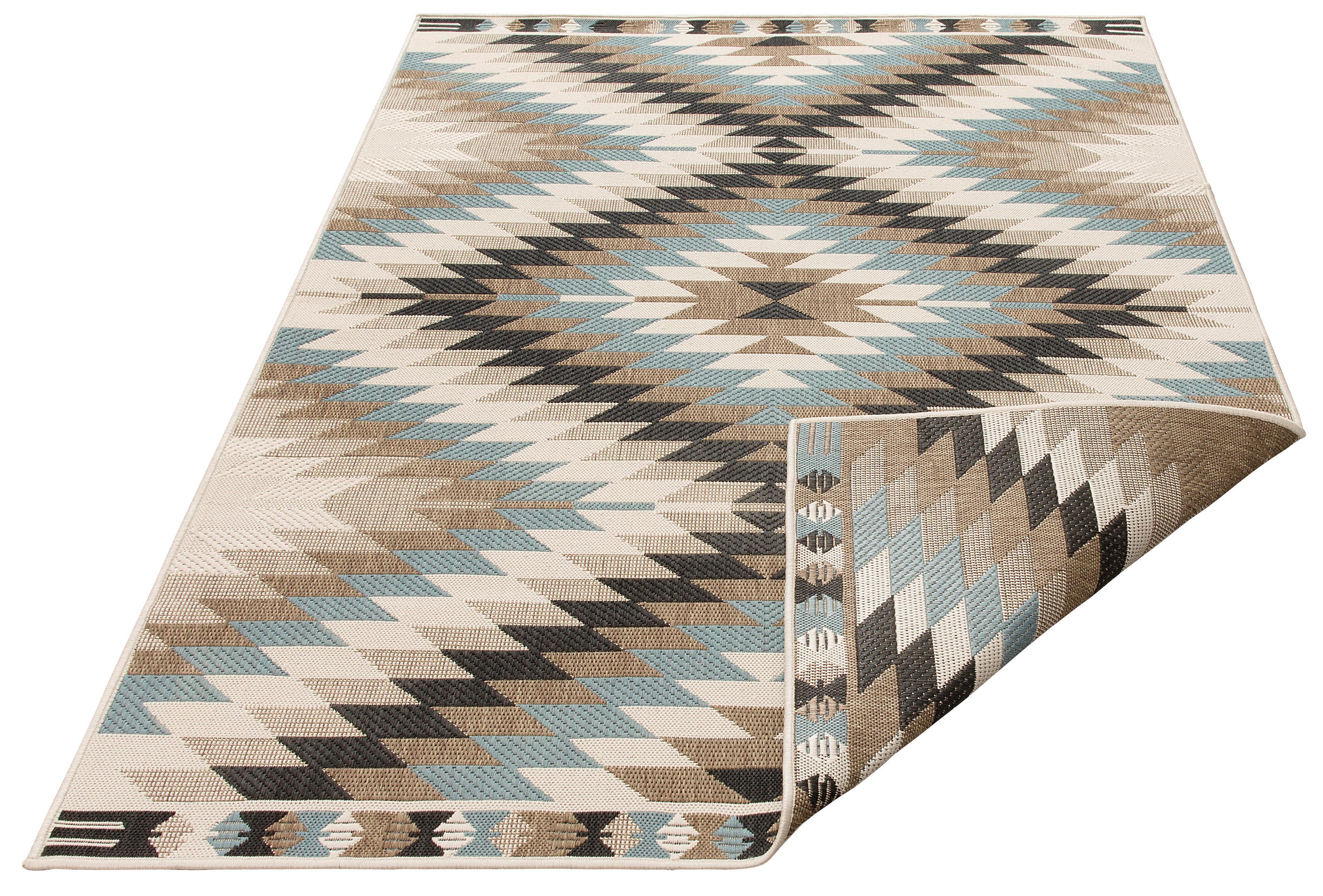 Teppich Antim Home affaire rechteckig Höhe 5 mm maschinell gewebt